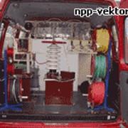 Электротехническая комбинированная автоэлектролаборатория передвижная ЭТЛ-35К фото