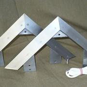 Нож клиновой, паровой фото