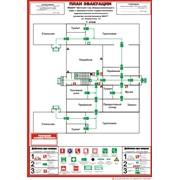 Планы пожарной эвакуации фото