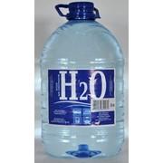 Вода дистилированная 5 л фото