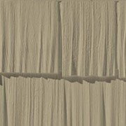 Фасадная панель Novik с фактурой «Ручная дранка», цвет Desert Blend фото
