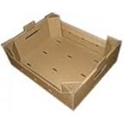 Ящики из плоского тарного картона под масло сливочное фото