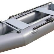 Небольшая надувная лодка фото