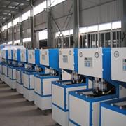 Линия для производства пластиковых бутылок до 5 литров. фото