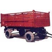 Полуприцеп тракторный 2ПТС-4,5, Саранск