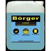 Очиститель и кондиционер для кожи Börger LEDER 1л фото