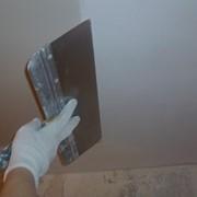 Шпаклевка стен фото