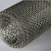Сетка тканая 2.5x2.5x0.5 ГОСТ 3826-82, сталь 3сп5, 10, 20 фото