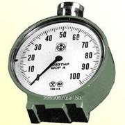 Твердомер дюрометр Шора тип А с аналоговым индикатором 2033 ТИР 2