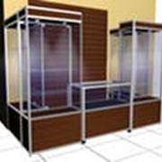 Изготовление мебели для продовольственных магазинов и супермаркетов фото