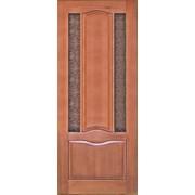 Двери филенчатые цельнодеревянные, сплошные и под остекление фото