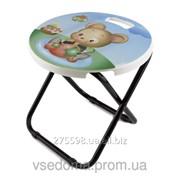 Детский раскладной стульчик Мышка - нарушка фото