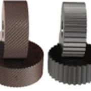 Ролики для накатки сетчатых рифлений 0,6 мм к-т из 2 шт (15*6*6) 70 градусов (изготовление от 5 к-тов) фото