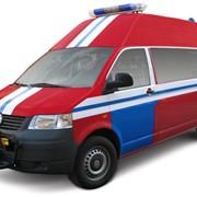 Автомобиль штабной АШ (VW T-5) фото