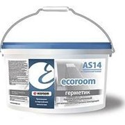 Герметик ecoroom AS 14 пароизоляционный для окон 7кг фото