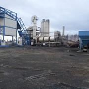 Б/У Асфальтобетонный завод Benninghoven МBA 160 фото