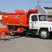 Аренда мусоровоза КО-440 (ГАЗ-3309) фото