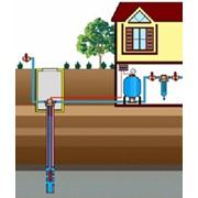 Монтаж труб водоснабжения фото
