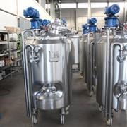 Емкости для химической промышленности фото