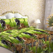 Комплект постельного белья 1.5 СПАЛЬНЫЙ БЯЗЬ B 17 фото