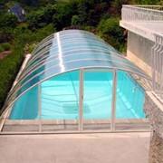 Павильон для бассейна фото