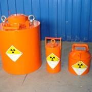 Комплекты упаковочные транспортные для источников гамма и нейтронного излучения фото