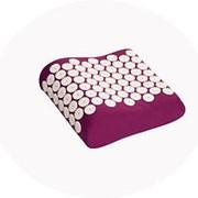 Подушка и валик массажные акупунктурные М-706 фото