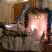 Оформление свадьб фото