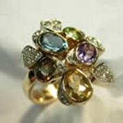 Подбор камней для ювелирных изделий на заказ фото