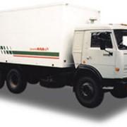 Рефрижераторный фургон