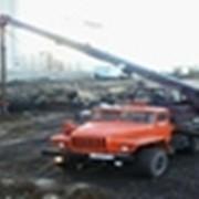 Сбор буровых машин фото