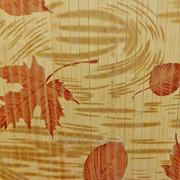 """Бамбукові шпалери """"Осінь"""""""