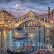 Картина по номерам Ночная Венеция фото