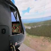 Тренажер экипажа вертолета Ми-8МТВ фото