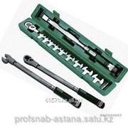 Набор инструмента: динамометрический ключ 1/2DR со шкалой 40~200 Nm фото