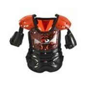 VEGA Защита тела для мотокросса NM-601 красная (детская) фото