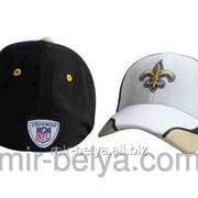 Кепка Reebok New Orleans NFL белый / черный фото
