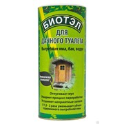 Средство Биотэл для дачных туалетов (выгребная яма, бак, ведро) 450 гр. фото