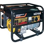 Бензиновый генератор Huter DY3000L фото