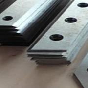Промышленные ножи из инструментальных сталей фото