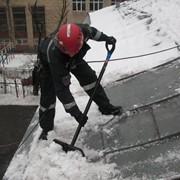 Уборка и вывоз снега на заказ фото