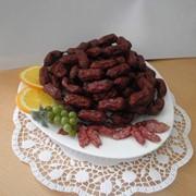 Колбаса сырокопченая Цибрики Купеческие, первый сорт фото