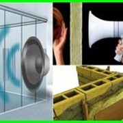 Звукоизоляция и шумоизоляция помещений фото