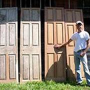 Реставрация дверей, окон фото