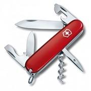 Spartan Victorinox нож складной офицерский, 12 в 1, Красный, (1.3603) фото