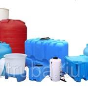 Емкость для технологической воды V= 60 м3 фото