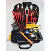 Набор инструментов кабельщика-спайщика US-27 фото