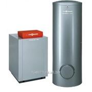 Котел Vitogas 100-F GS1D 29 кВт + Бойлер Vitocell 100-V CVAA 300 л + Vitotronic 200 KO2B GS1DB47 фото