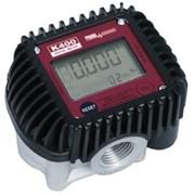 Электронные расходомеры топлива Модель К400 фото