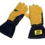 Сварочные перчатки для MIG сварки фото